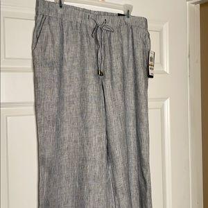 Style & Co wide leg pants